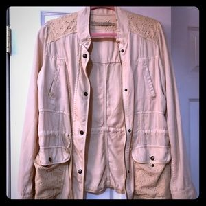Coral Max Jeans Summer Jacket